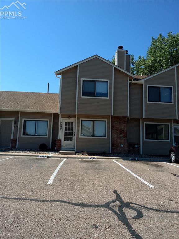 4767 Live Oak Drive, Colorado Springs, CO 80916 (#9213920) :: The Peak Properties Group