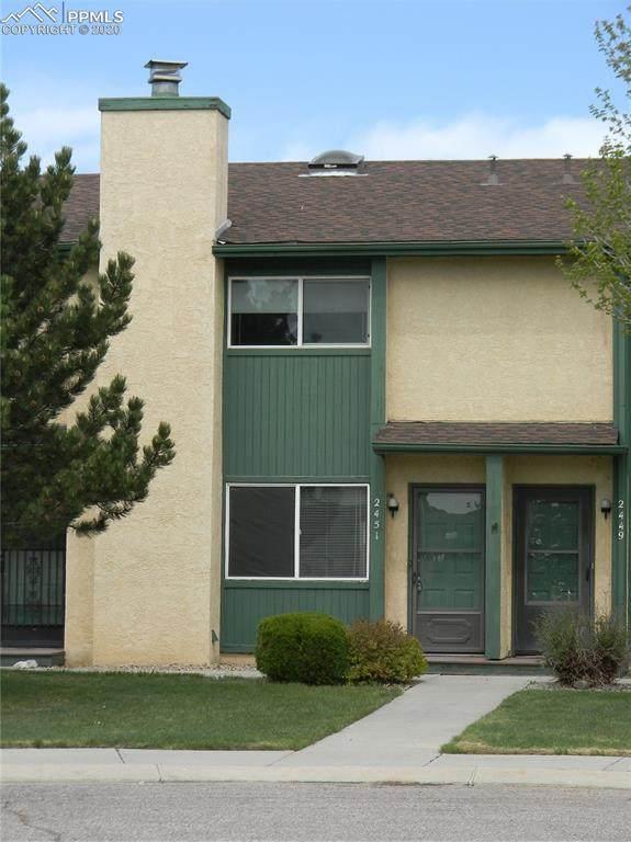 2451 Cherokee Park Place, Colorado Springs, CO 80915 (#9308584) :: Finch & Gable Real Estate Co.