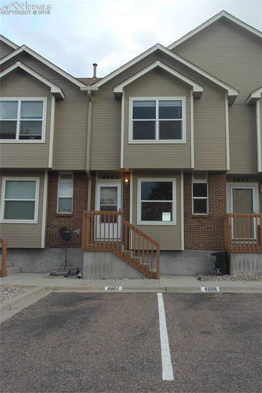 4805 Live Oak Drive, Colorado Springs, CO 80916 (#9395483) :: 8z Real Estate