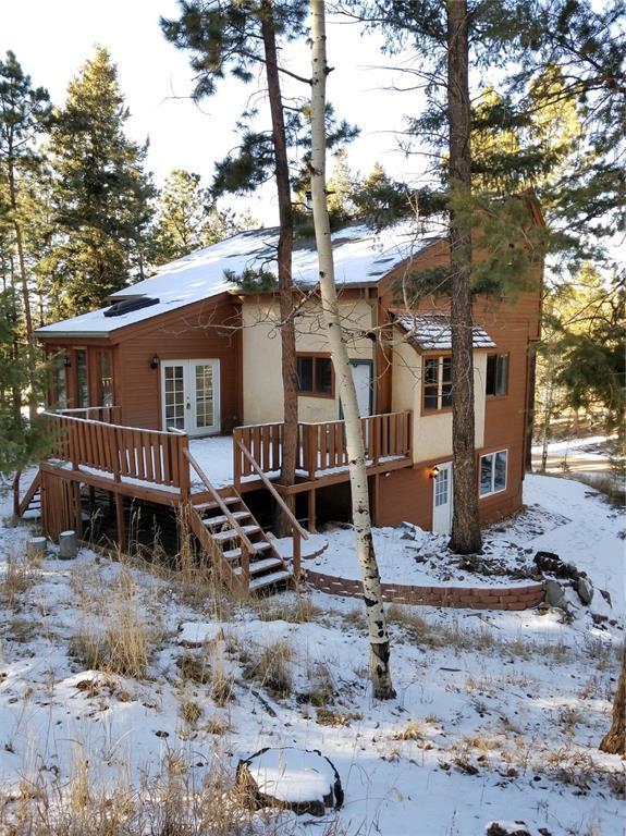 400 Ridge Place, Woodland Park, CO 80863 (#9423246) :: 8z Real Estate
