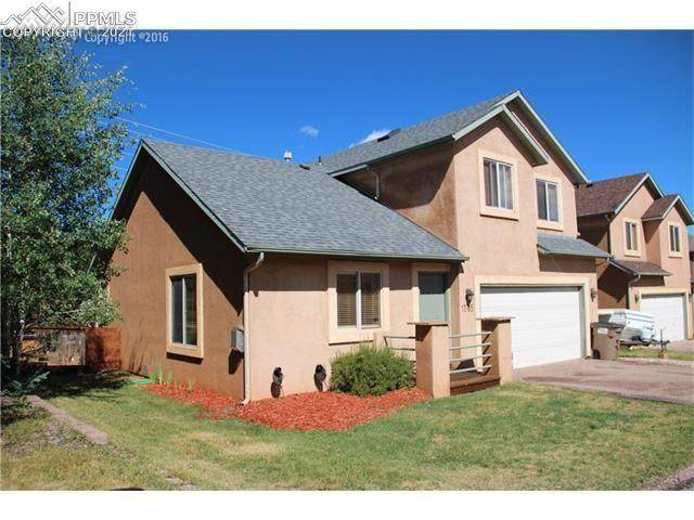 1785 Columbine Village Drive, Woodland Park, CO 80863 (#9443201) :: Tommy Daly Home Team
