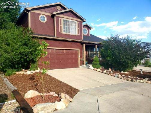 1395 Legend Oak Drive, Fountain, CO 80817 (#9478716) :: Action Team Realty
