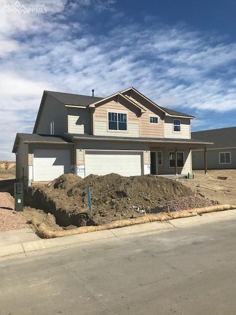 8972 Pennycress Drive, Colorado Springs, CO 80925 (#9797452) :: The Treasure Davis Team