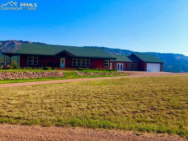 45870 Highway 50, Canon City, CO 81212 (#9807236) :: The Treasure Davis Team