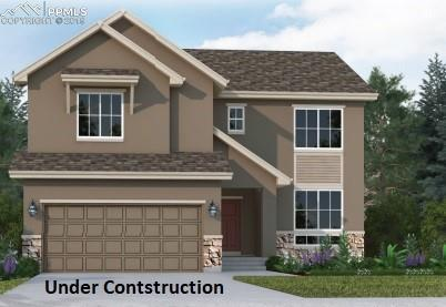 8162 Wheatland Drive, Colorado Springs, CO 80908 (#9835009) :: Tommy Daly Home Team