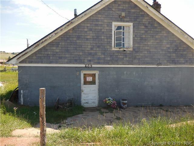 609 N B Street, Cripple Creek, CO 80813 (#9839130) :: 8z Real Estate