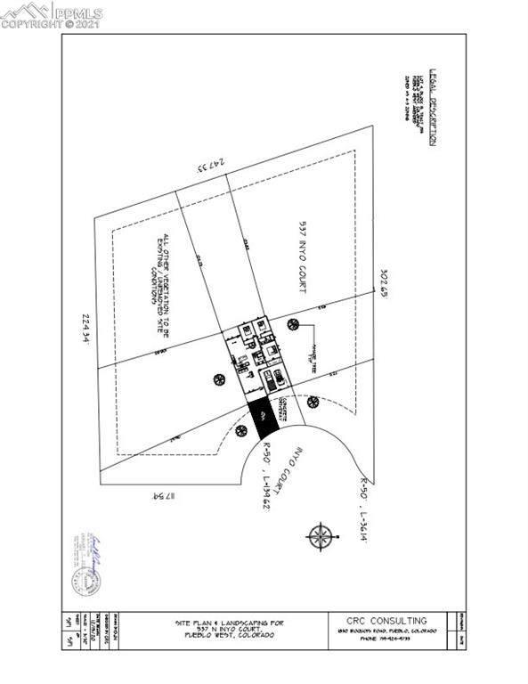 537 N Inyo Court, Pueblo, CO 81007 (#9862856) :: The Artisan Group at Keller Williams Premier Realty