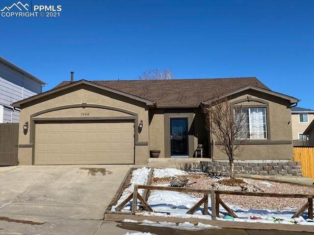 1544 Ancestra Drive, Fountain, CO 80817 (#9898262) :: Venterra Real Estate LLC