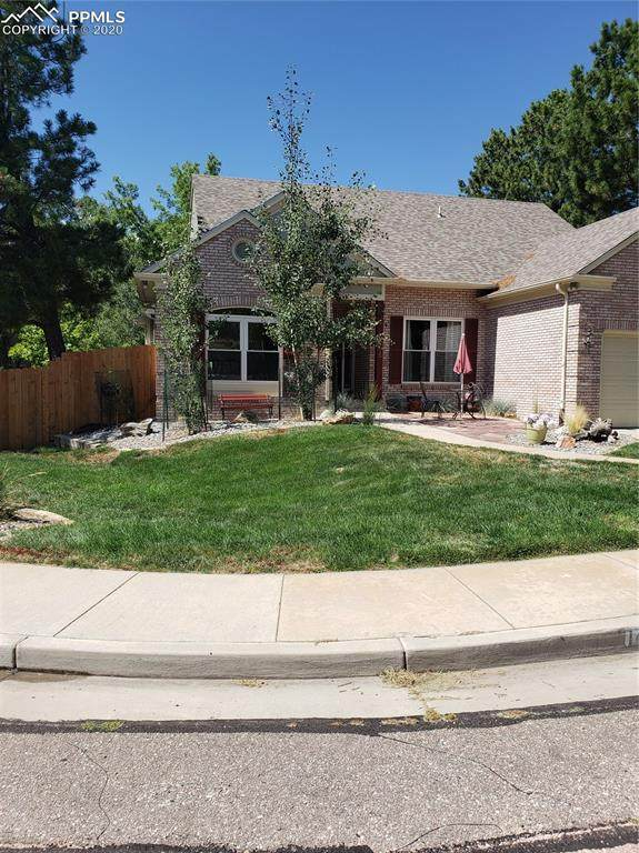 1415 Carlson Drive, Colorado Springs, CO 80919 (#9942438) :: The Treasure Davis Team