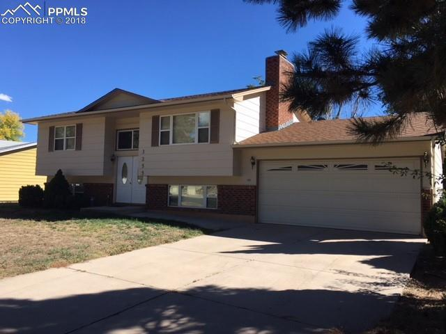 3255 El Canto Drive, Colorado Springs, CO 80918 (#9949829) :: The Treasure Davis Team