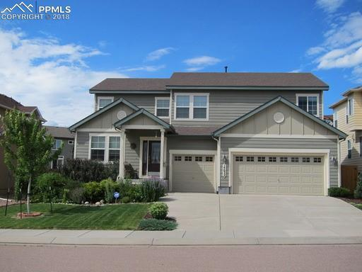 14632 Air Garden Lane, Colorado Springs, CO 80921 (#9954504) :: The Hunstiger Team