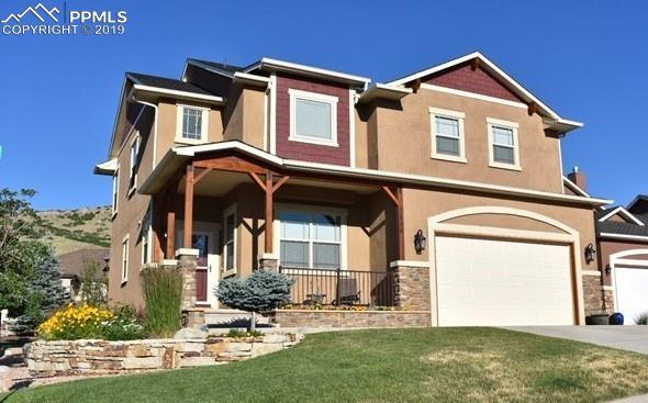 2570 Mirror Lake Court, Colorado Springs, CO 80919 (#9978243) :: The Hunstiger Team