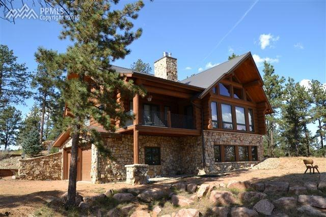 2216 County 46 Road, Florissant, CO 80816 (#9989846) :: 8z Real Estate