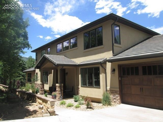 17 Upland Road, Colorado Springs, CO 80906 (#1486034) :: Jason Daniels & Associates at RE/MAX Millennium