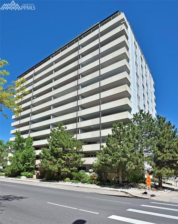 1029 E 8th Avenue #1208, Denver, CO 80218 (#1850036) :: Jason Daniels & Associates at RE/MAX Millennium