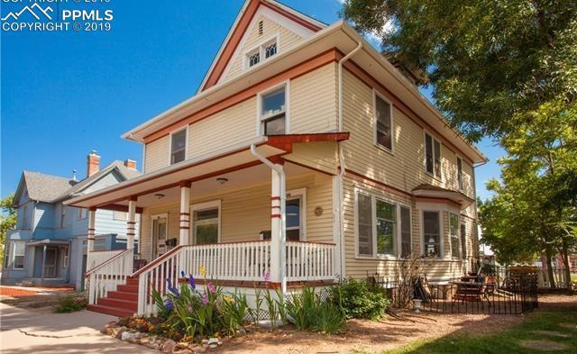 221 E St Vrain Street, Colorado Springs, CO 80903 (#2396987) :: Jason Daniels & Associates at RE/MAX Millennium