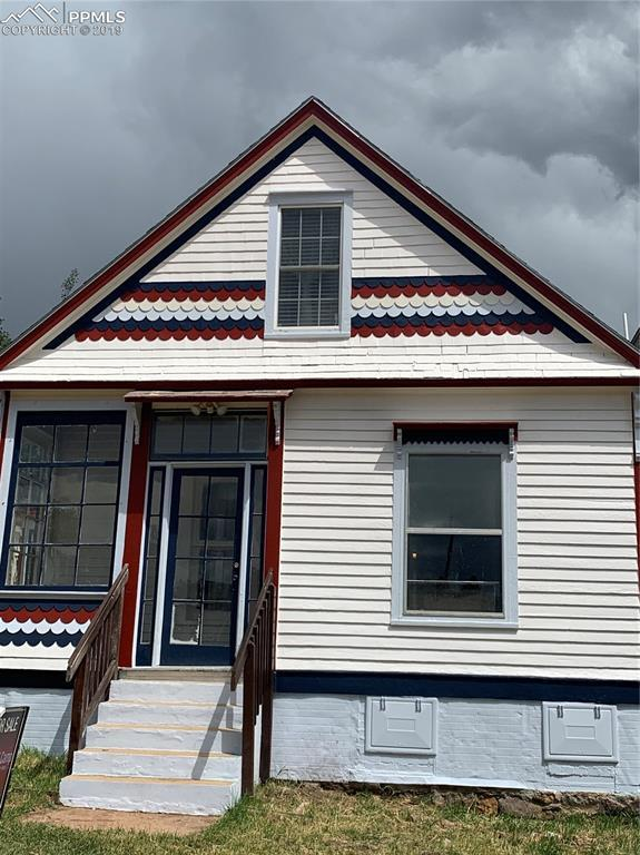 206 S Third Street, Victor, CO 80860 (#2750615) :: Action Team Realty