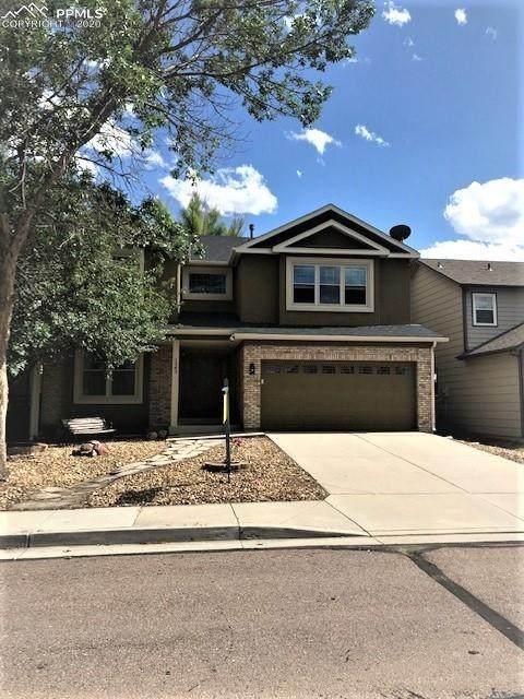 1343 Chesham Circle, Colorado Springs, CO 80907 (#3006171) :: Colorado Home Finder Realty