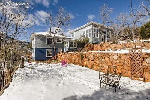 48 Lincoln Avenue, Manitou Springs, CO 80829 (#3083126) :: Action Team Realty