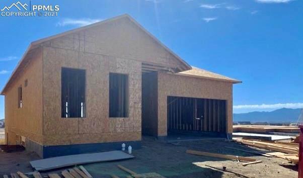 6926 Enclave Vista Loop, Colorado Springs, CO 80924 (#3315212) :: The Kibler Group