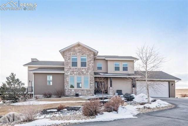 1338 Montcombe Drive, Monument, CO 80132 (#3491740) :: 8z Real Estate
