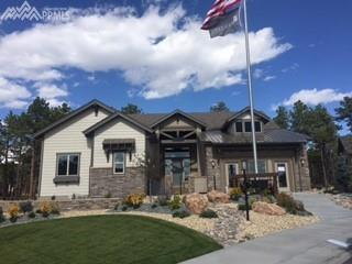 1670 Summerglow Lane, Monument, CO 80132 (#3528886) :: Jason Daniels & Associates at RE/MAX Millennium