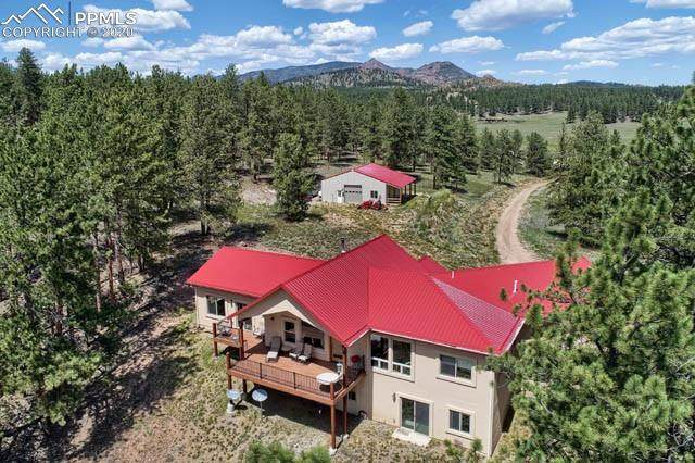 37081 County Road 77, Lake George, CO 80827 (#3794814) :: CC Signature Group