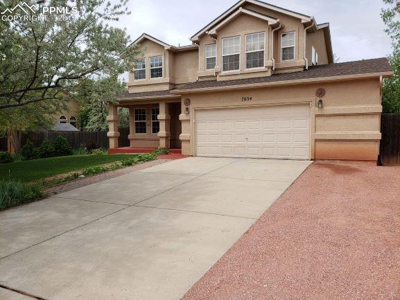 7034 Appletree Loop, Colorado Springs, CO 80925 (#3801333) :: Action Team Realty