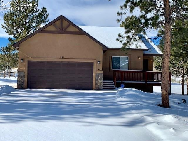 1194 Ptarmigan Drive, Woodland Park, CO 80863 (#4188273) :: Perfect Properties powered by HomeTrackR