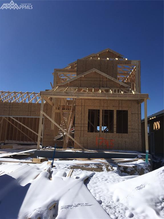 1745 Sandy Shore Lane, Monument, CO 80132 (#4359666) :: Action Team Realty
