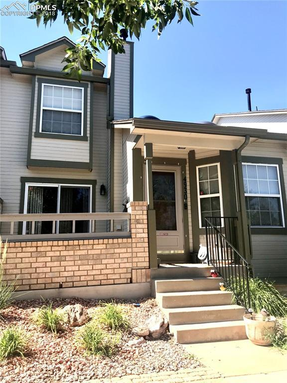 4930 Walking Horse Point, Colorado Springs, CO 80923 (#4492204) :: The Hunstiger Team