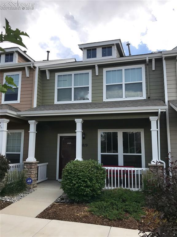 4819 Harrier Ridge Drive, Colorado Springs, CO 80916 (#4529891) :: Harling Real Estate
