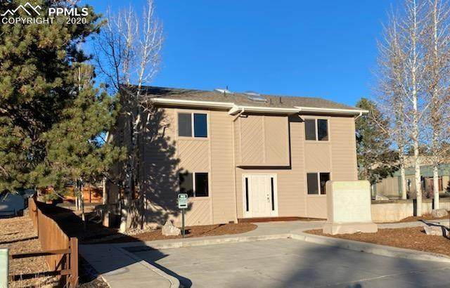 250 N Center Street, Woodland Park, CO 80863 (#4559387) :: Finch & Gable Real Estate Co.