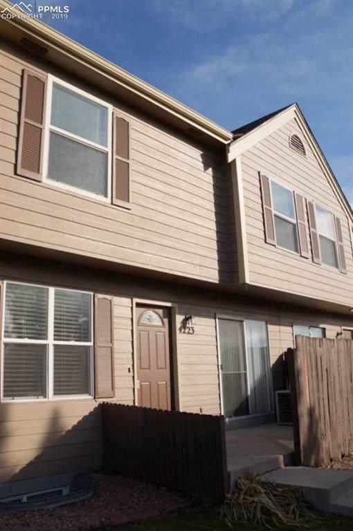 4223 Hunting Meadows Circle, Colorado Springs, CO 80916 (#4569291) :: 8z Real Estate