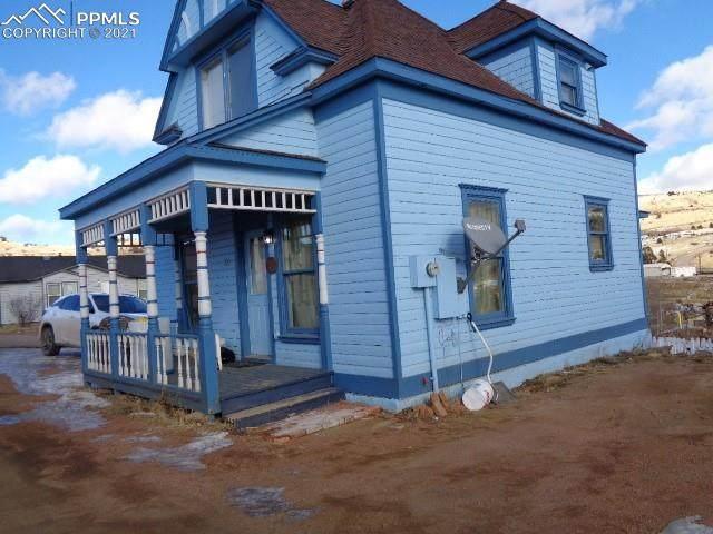 223 Porphyry Street, Cripple Creek, CO 80813 (#4940064) :: HomeSmart