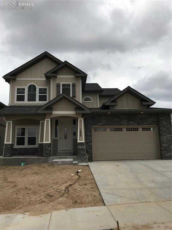 1086 Kelso Place, Colorado Springs, CO 80921 (#5001071) :: The Treasure Davis Team