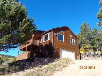 103 Pontiac Road, Woodland Park, CO 80863 (#5012055) :: 8z Real Estate