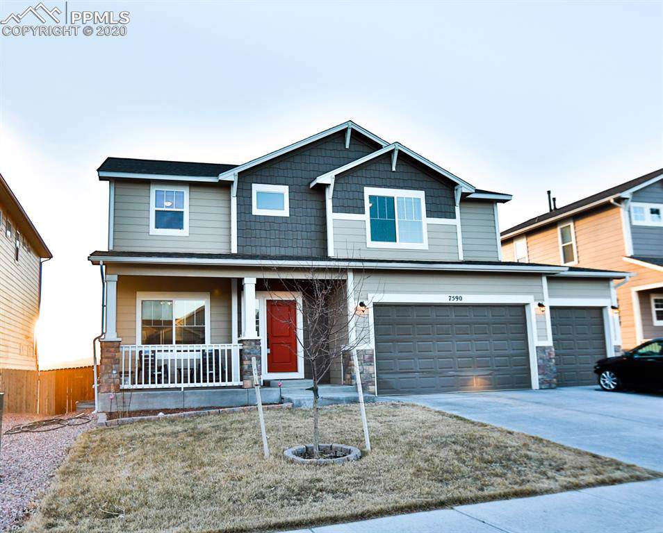 7590 Bigtooth Maple Drive - Photo 1