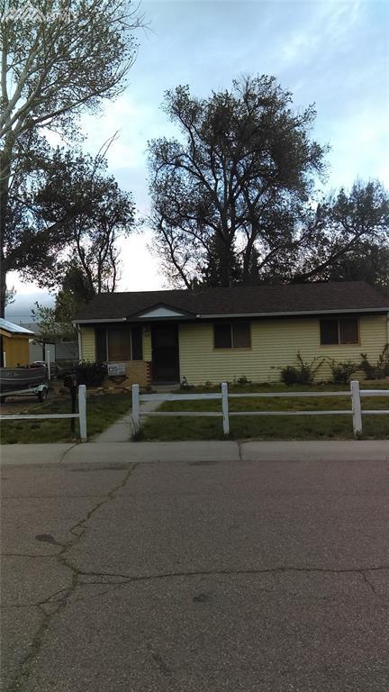 45 Easy Street, Colorado Springs, CO 80911 (#5110904) :: The Hunstiger Team