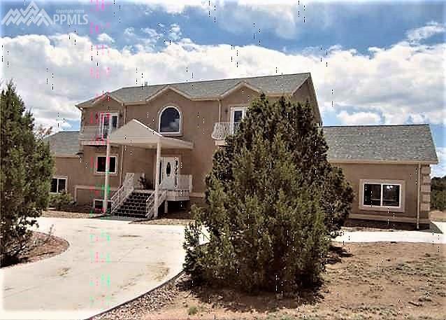 15828 Cala Rojo Drive, Colorado Springs, CO 80926 (#5506876) :: 8z Real Estate