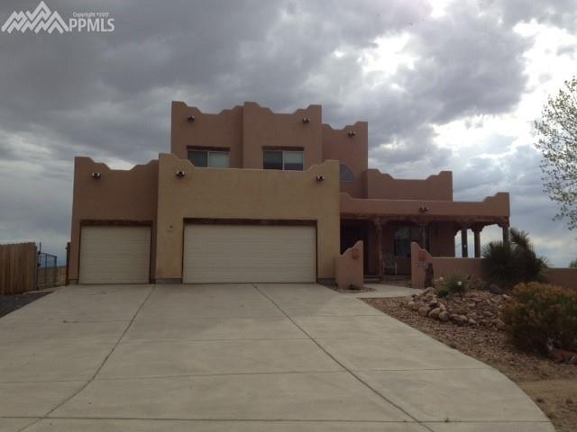 35178 Hidden Mesa Drive, Pueblo, CO 81006 (#5905665) :: The Hunstiger Team