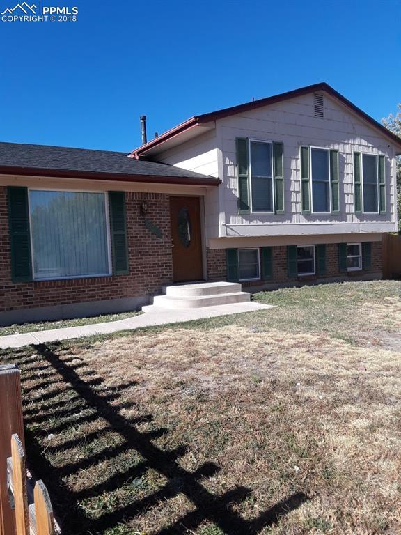 2550 E Prescott Circle, Colorado Springs, CO 80916 (#6045953) :: CENTURY 21 Curbow Realty