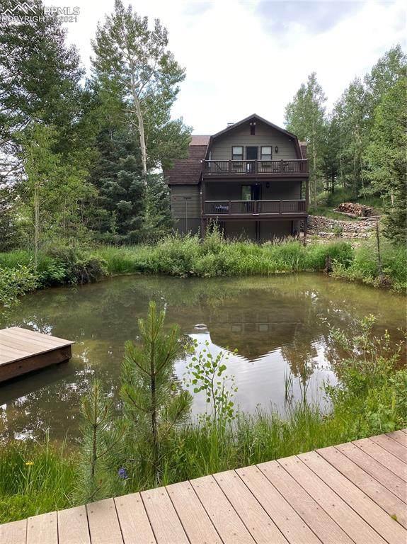 6250 Waterfall Loop, Manitou Springs, CO 80829 (#6178655) :: Dream Big Home Team   Keller Williams