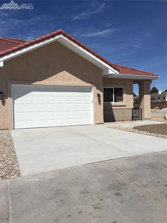 13856 Paradise Villas Grove, Colorado Springs, CO 80921 (#6628751) :: Jason Daniels & Associates at RE/MAX Millennium
