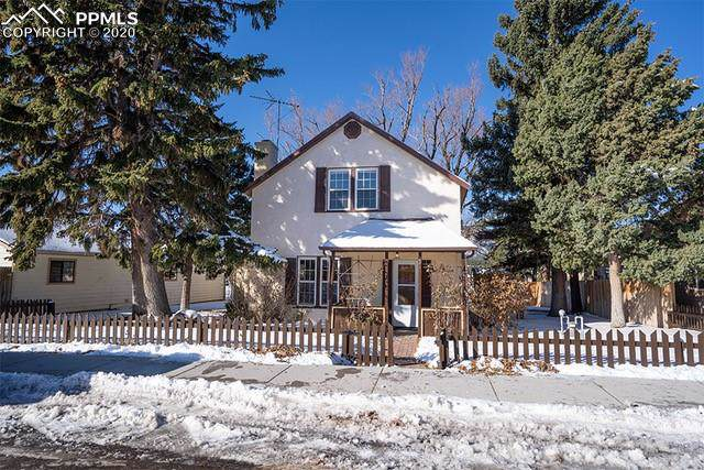 221 N Front Street, Monument, CO 80132 (#6657813) :: The Kibler Group