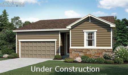 12827 Stone Valley Drive, Peyton, CO 80831 (#6678038) :: Venterra Real Estate LLC