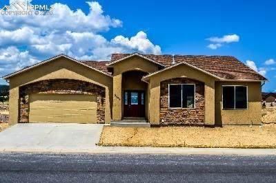3553 Telegraph Trail, Canon City, CO 81212 (#7114546) :: Tommy Daly Home Team