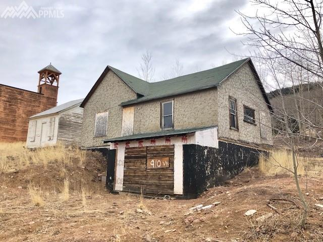 910 Victor Avenue, Goldfield, CO 80860 (#7634893) :: Jason Daniels & Associates at RE/MAX Millennium