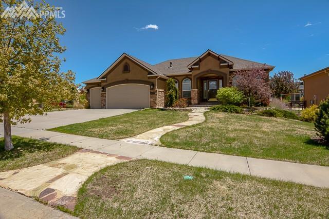 8851 Wolf Lake Drive, Colorado Springs, CO 80924 (#8279628) :: RE/MAX Advantage