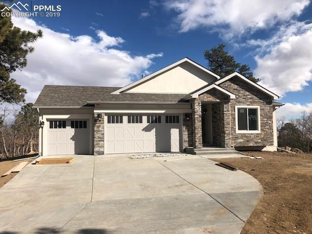 498 Mountain Pass View, Colorado Springs, CO 80906 (#8413150) :: The Daniels Team